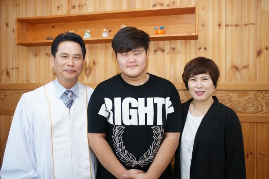 온땅에밀알교회 / 새가족소개